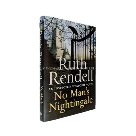No Man's Nightingale Signed by Ruth Rendell​​​​​​​ First Edition Hutchinson 2013